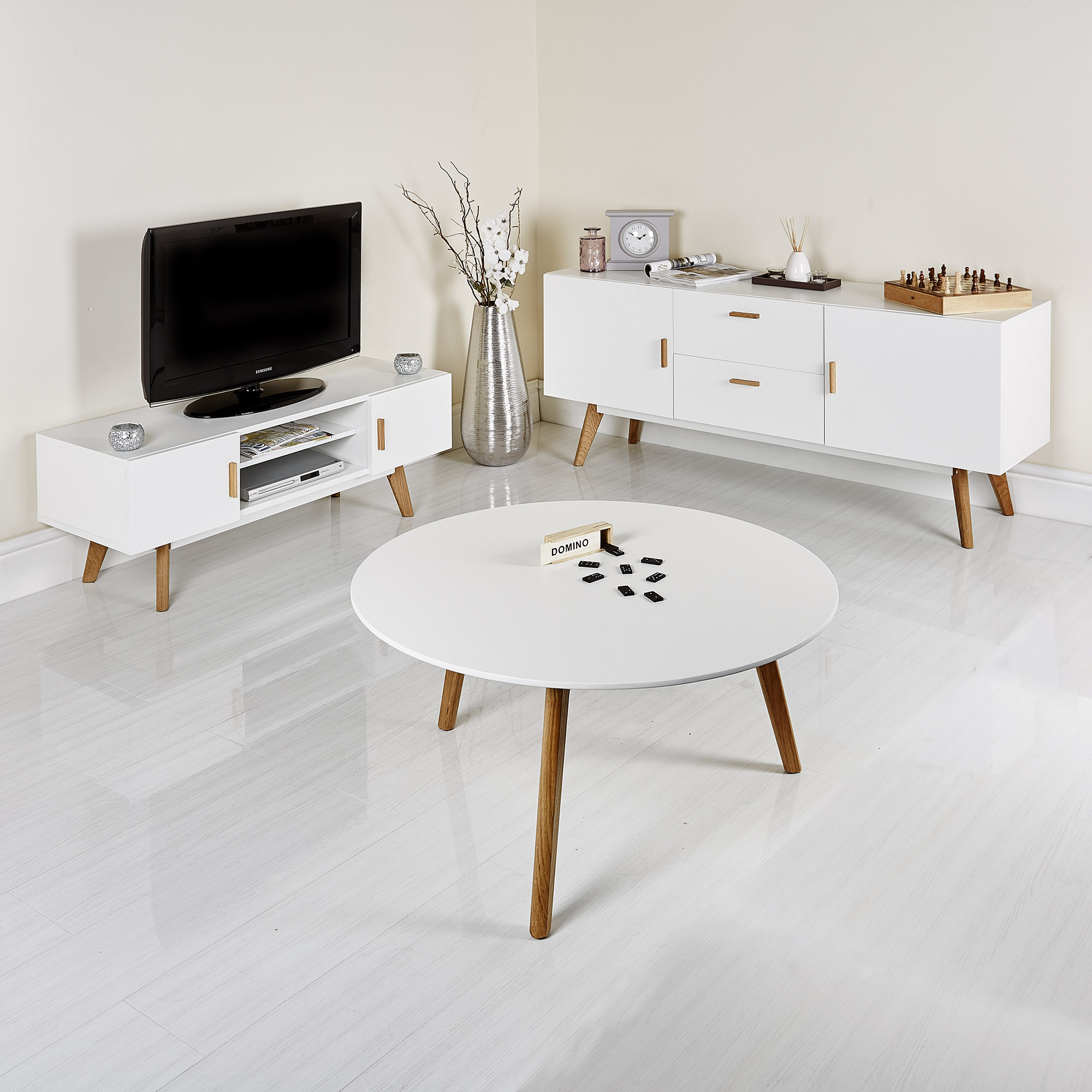 Living Room Furniture Coffee Tables