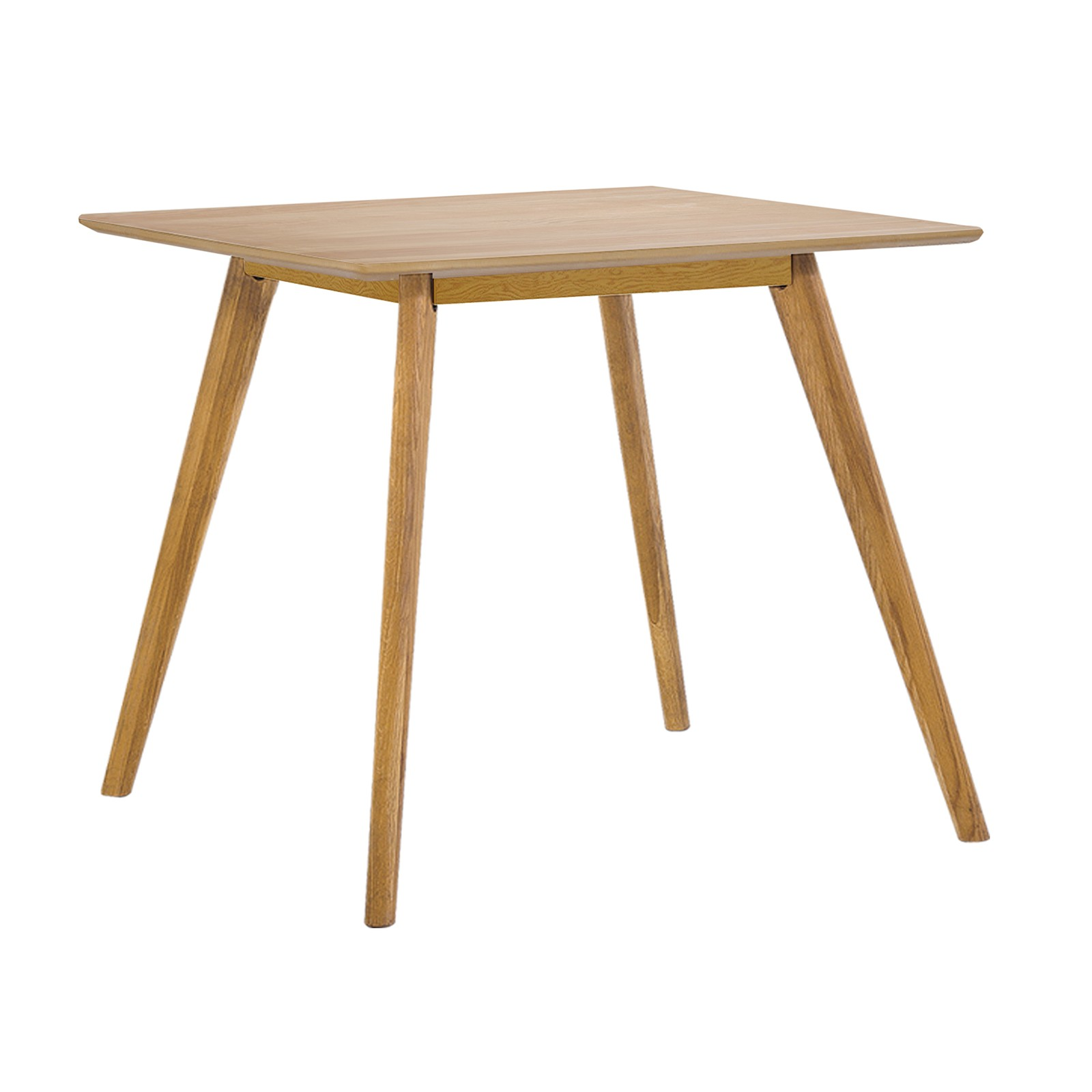 Scandinavian style dining table abreo home furniture - Dining table scandinavian ...