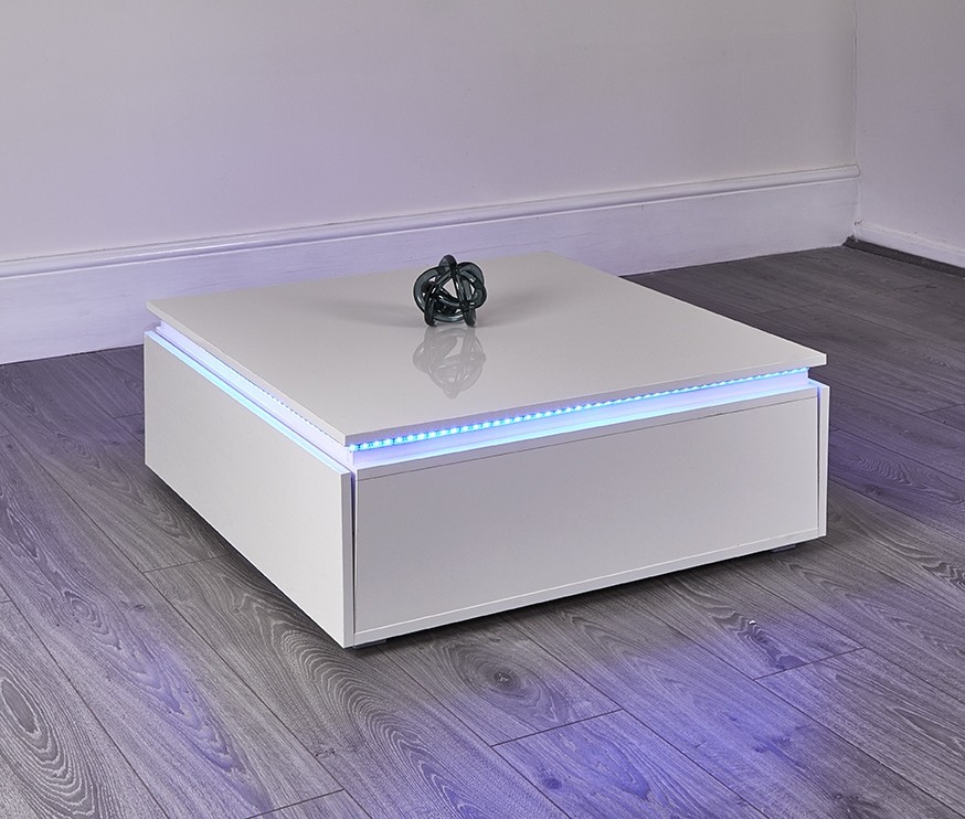 Abreo Led Coffee Table Abreo Home Furniture