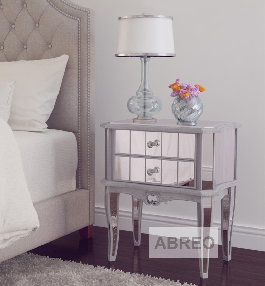 Exceptionnel Sophia Bedside Table