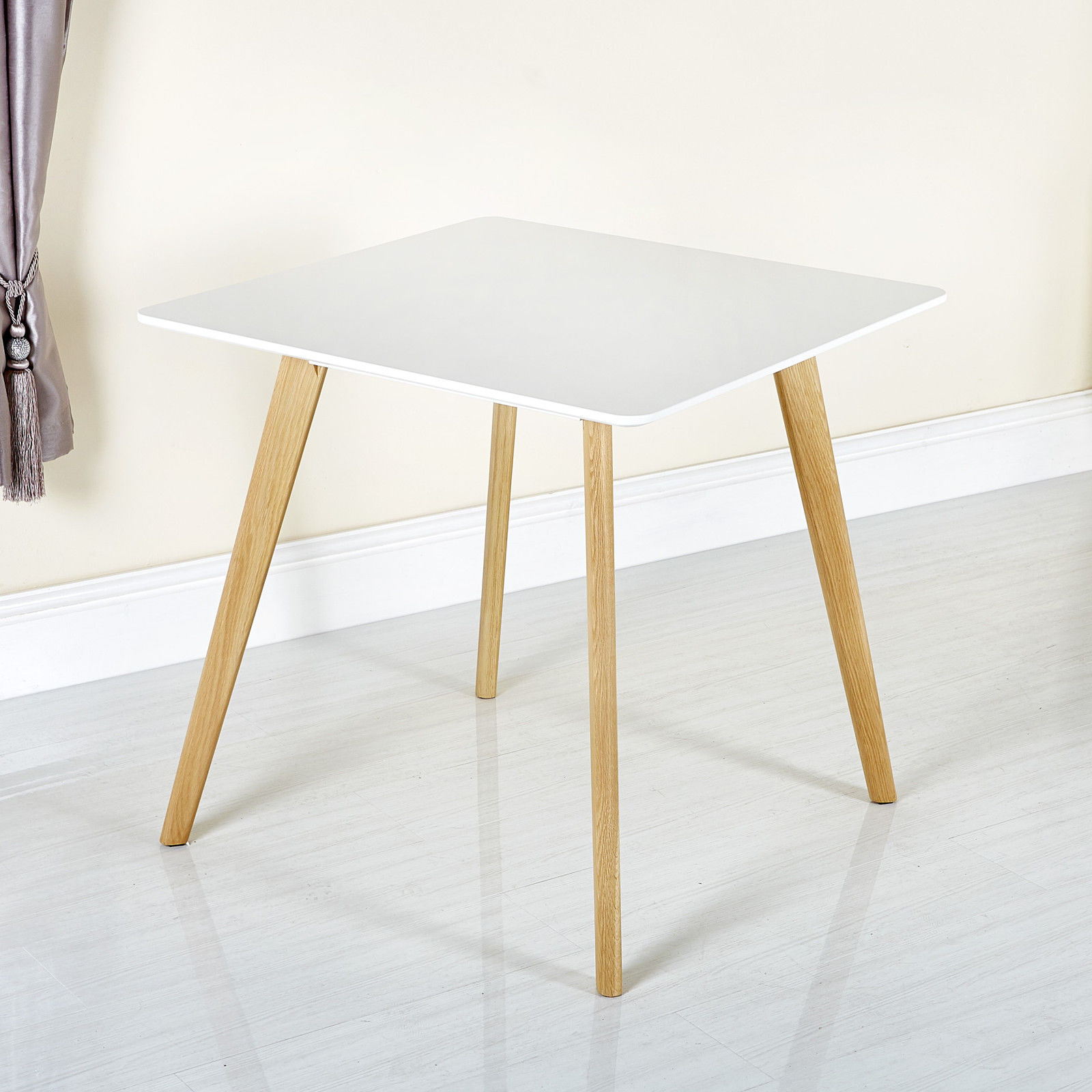 scandinavian style dining table abreo home furniture