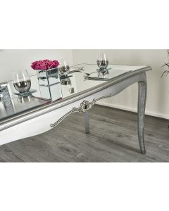 Sophia Mirrored Dining Table