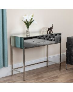 Harper Mirror 2 Drawer Console Table