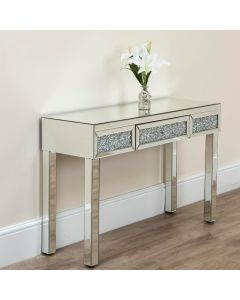 Diamond Crush Dressing Table