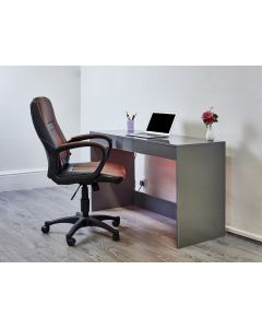 Colour changing LED nail desk, console, office