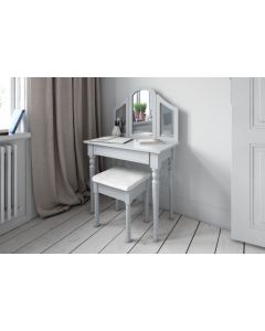 3 mirror dressing table from Abreo