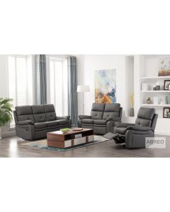 Hadleigh Light Grey Recliners