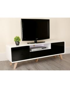 Tv Stand with Centre Storage