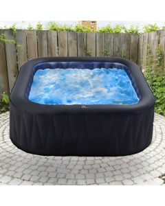 M Spa Tekapo Heated Hot Tub Jacuzzi Spa 6 Person
