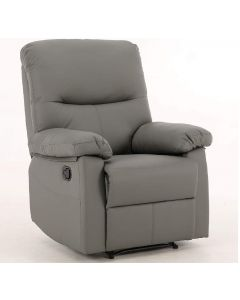 Capri Grey 1 Seat Recliner
