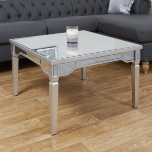 Florence Mirrored Coffee Table