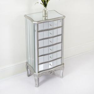 Sophia Shabby Chic Tall Boy