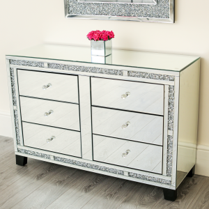 6 Drawer Chest - Bedroom, Lounge, Dining Room